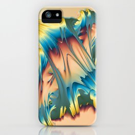 Spinning Glass 7 iPhone Case