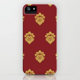 Free Marches (Red) iPhone Case