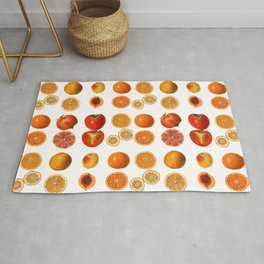 Fruit Attack Rug