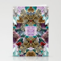 crystal Stationery Cards featuring Crystal by Joanna Tadger