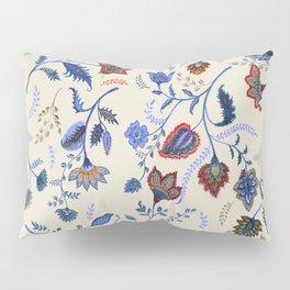 Patterns on Beige by Fanitsa Petrou Pillow Sham