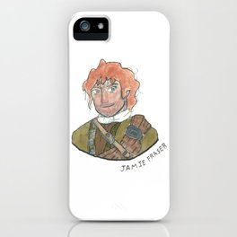Jamie Fraser iPhone Case