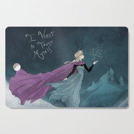 Frozen Cutting Board
