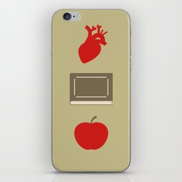 Iconic TV Shows: Once Upon a Time iPhone Skin