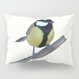 Great Tit Pillow Sham