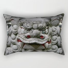 SHITENNOJI, OSAKA Rectangular Pillow