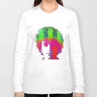 dylan Long Sleeve T-shirts featuring Dylan by Kip Sikora