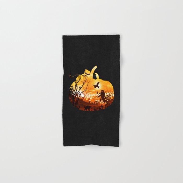 All Hallows Eve Hand & Bath Towel