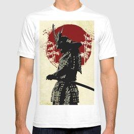 samurai redmoon T-shirt