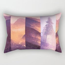 Fraction Rectangular Pillow