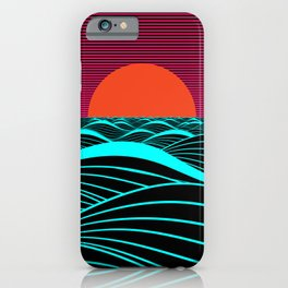 Don't let the sun go down on me iPhone Case