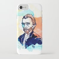 van gogh iPhone & iPod Cases featuring Van Gogh by Jon Cain