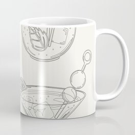 Summer Cocktails 9 Coffee Mug