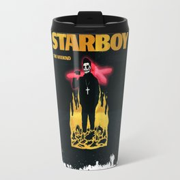 The weeknd Starboy Travel Mug