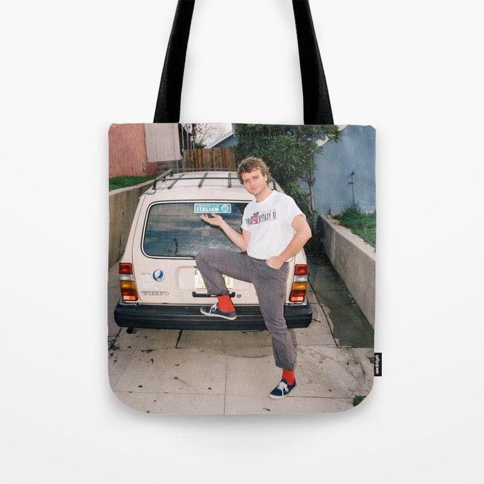 Mac Demarco Italian Meme Tote Bag by greatphotos234 | Society6