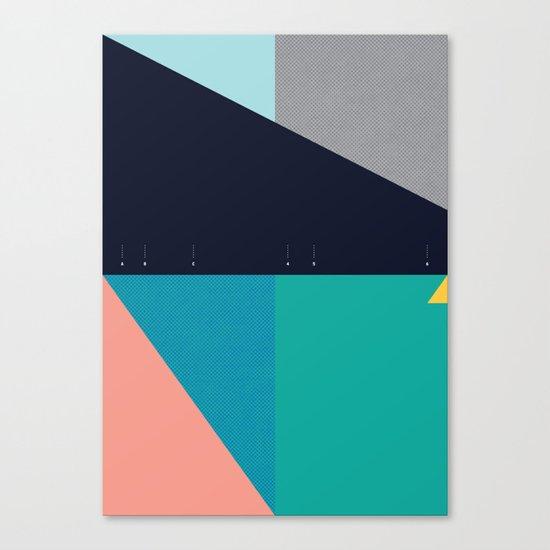 FLEECE, FOG, FARALLON 2 Canvas Print