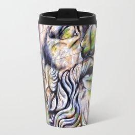 Sour Grapes Metal Travel Mug