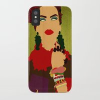 brasil iPhone & iPod Cases featuring Brasil by frtortora