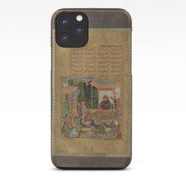 Abd al-Rahim - Farhad Before Khusraw (1595) iPhone Case