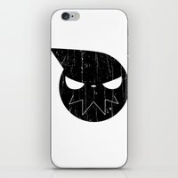 soul eater iPhone & iPod Skins featuring soul eater by skymerol