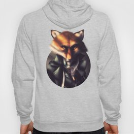 Country Club Collection #5 - I'm a Patient Fox Hoody