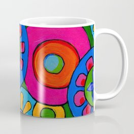 the love of peace ... Coffee Mug