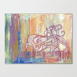 Finally Clean Canvas Print