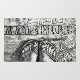 Art Beneath Our Feet Project - Gotland Rug