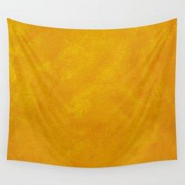 Velvet gold fabric Wall Tapestry