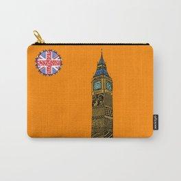 Big Ben - orange Carry-All Pouch