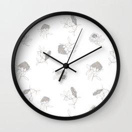 NATIVES Wall Clock