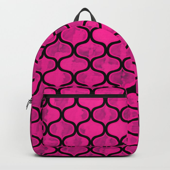 Watercolor Lovely Pattern VVIX Backpack