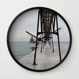 North Pierhead Wall Clock