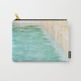 Tropical Pool Carry-All Pouch
