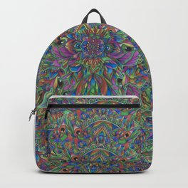 UnEarthly Alien Backpack