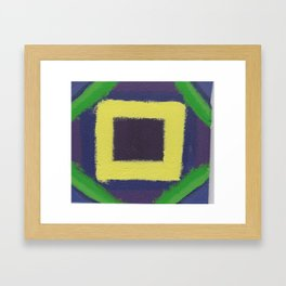 46 - Window to My Decrepit '''''''Soul'''''''' Framed Art Print