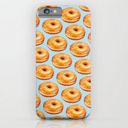Donut Pattern - Glazed iPhone Case