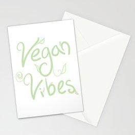 Vegan Vibes Stationery Cards