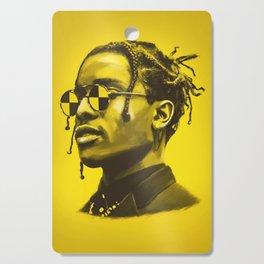 A$AP Rocky Cutting Board