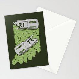 Teenage Mutant Hoosier Turtles Stationery Cards