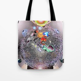 Where Shall We Go Today? Tote Bag
