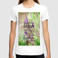 sarah paulson T-shirts featuring Sarah by KimberosePhotography