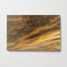 Sunset-160906-61 Metal Print