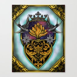 Sacred Heart Canvas Print