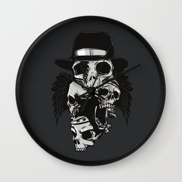 MJ Wall Clock