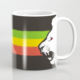 Rasta Lions (The Kingdom) Coffee Mug
