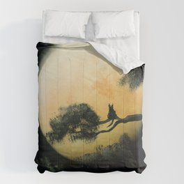 Autumn Moon Comforters