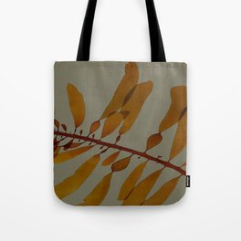 kelp darker Tote Bag