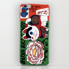 Botan Rice Candy Meow iPhone & iPod Skin