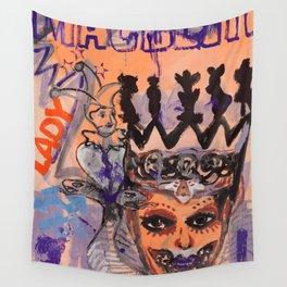 Lady Macbeth Wall Tapestry